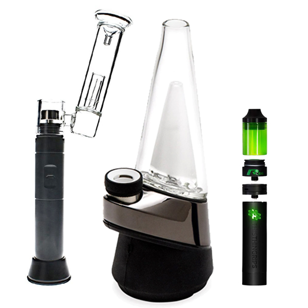 E Rig Electronic Concentrate Wax and Oil Rigs